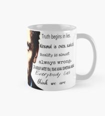 House MD quote Mug