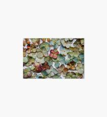 Hydrangea Petals no. 2 Art Board