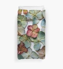 Hydrangea Petals no. 2 Duvet Cover