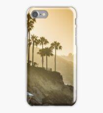 Laguna Beach at Sunrise iPhone Case/Skin