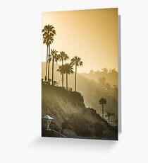 Laguna Beach at Sunrise Greeting Card