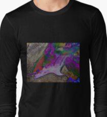 Psychedelic Fender Guitar T-Shirt