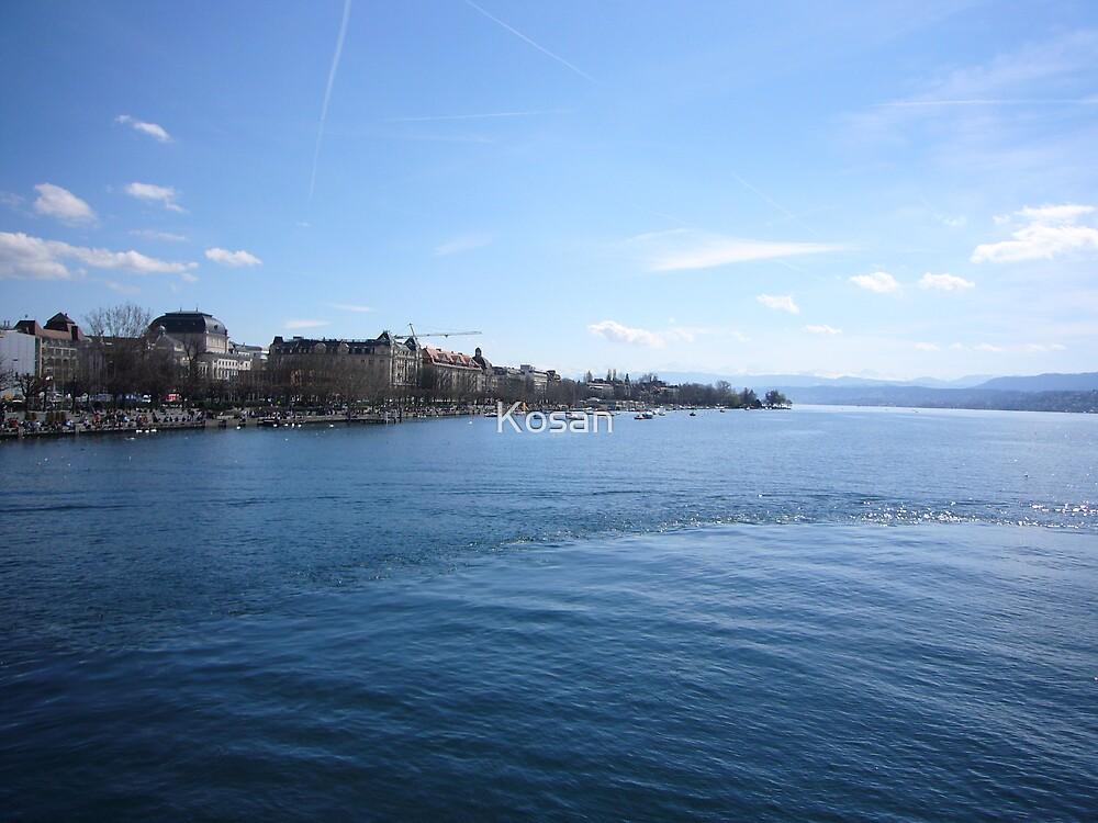 Zurich, Switzerland by Kosan