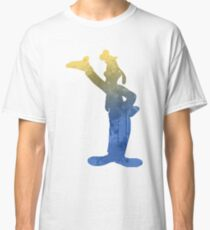 Dog Inspired Silhouette Classic T-Shirt