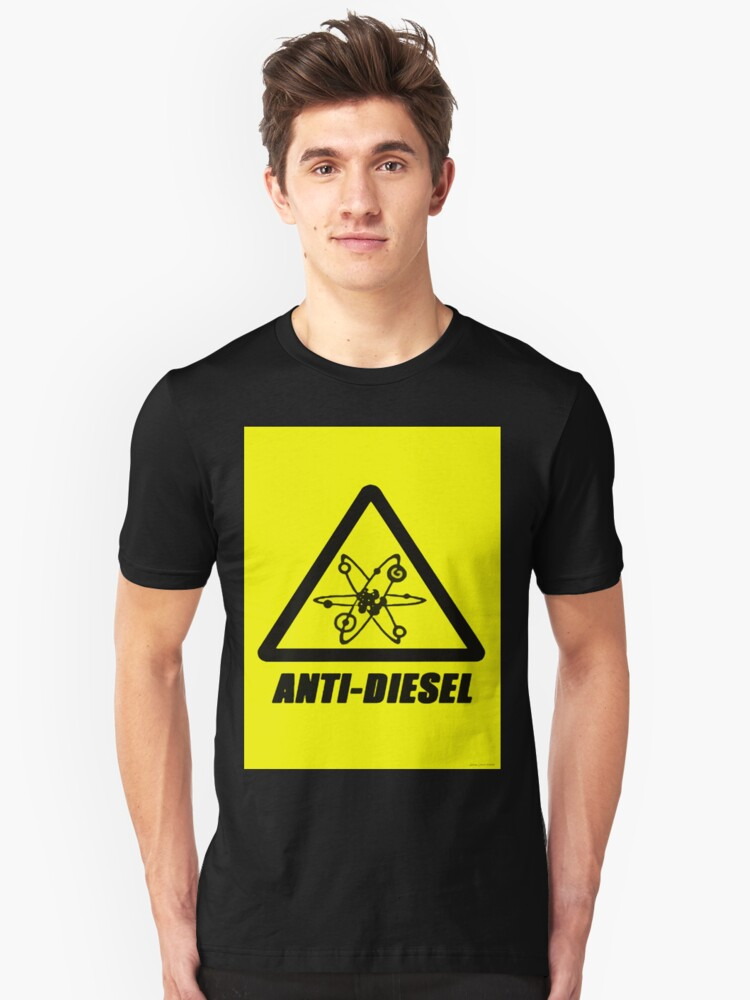 Anti-Diesel by Kenny Irwin