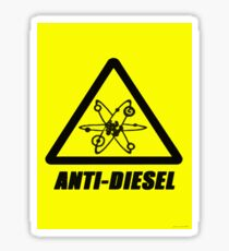 Anti-Diesel Sticker