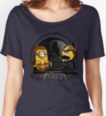 Despicable Twins Women's Relaxed Fit T-Shirt