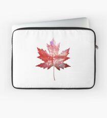 Canada Maple Leaf Laptop Sleeve