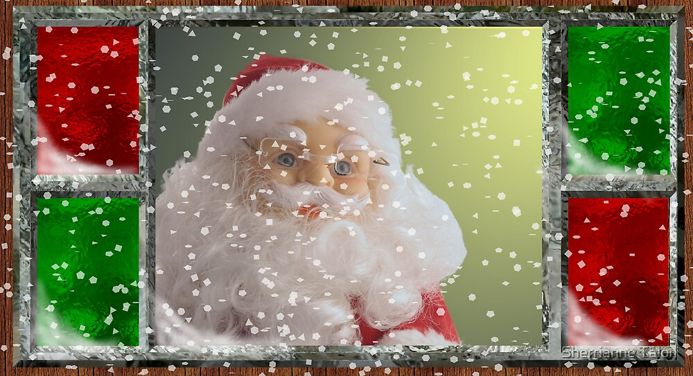 Christmas Eve by Sherrianne Talon