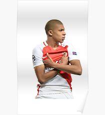Mbappe Poster