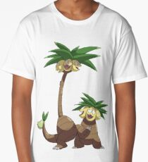 Alolan Exeggutor Long T-Shirt