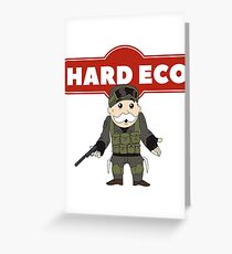 CSGO Hard Eco - Monopoly Parody Greeting Card