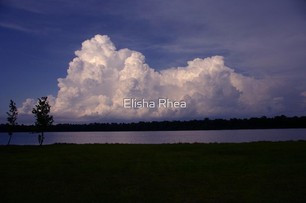 Lake Side by Elisha Rhea