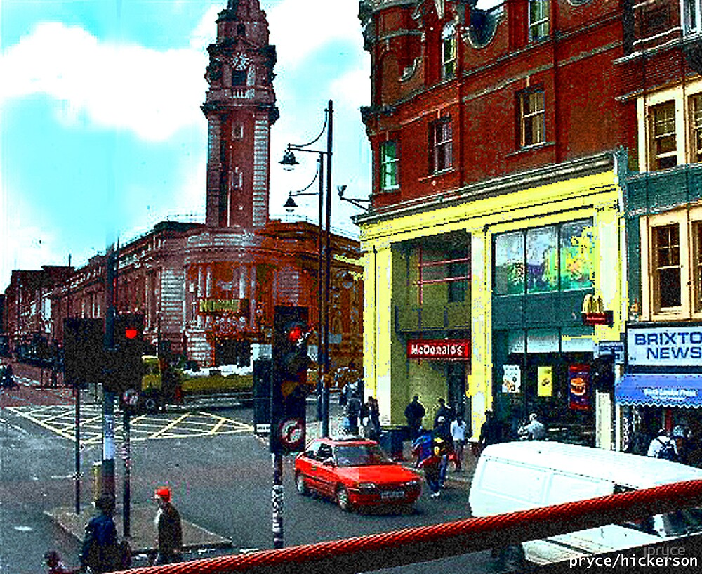 Mickey D's in London by jpryce