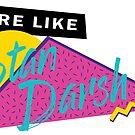 Staaaaan Darsh by James Battershill