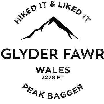 Glyder Fawr-Wales-Peak Bagging-Hiking by broadmeadow