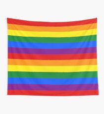 Rainbow Collection Wall Tapestry