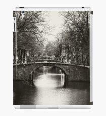 Amsterdam Canal iPad Case/Skin