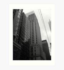 Commerce Court Art Print