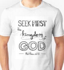 Seek First Classic T-Shirt