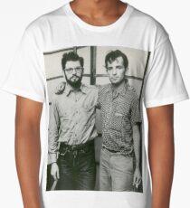 Jack Kerouac and Allen Ginsberg Long T-Shirt