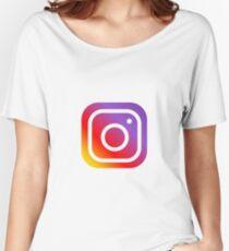 Instagram Merchandise! Women's Relaxed Fit T-Shirt