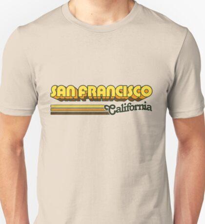 San Francisco, CA   City Stripes T-Shirt