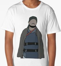 Omar The Wire Long T-Shirt