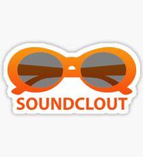 SoundClout - Clout goggles Sticker