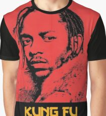 Kendrick Lamar - Kung Fu Kenny Art Graphic T-Shirt