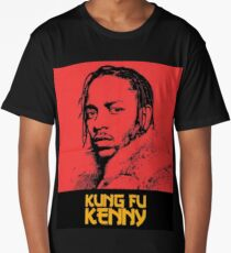 Kendrick Lamar - Kung Fu Kenny Art Long T-Shirt