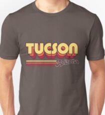 Tucson, AZ | City Stripes Unisex T-Shirt