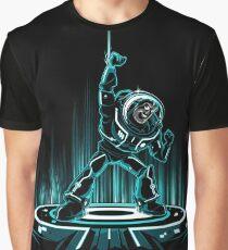 BUZZ-tron Graphic T-Shirt