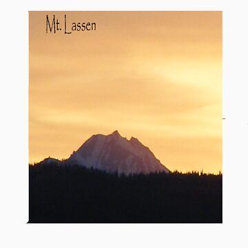 Mt. Lassen by kissifer1