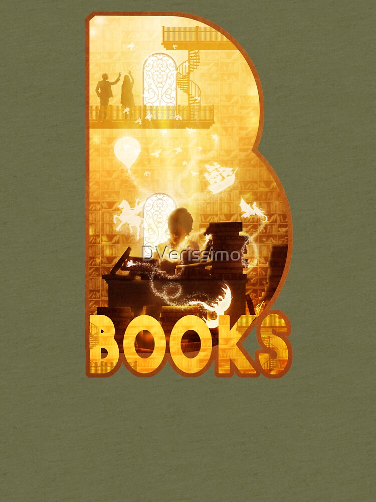 B for Books by DVerissimo
