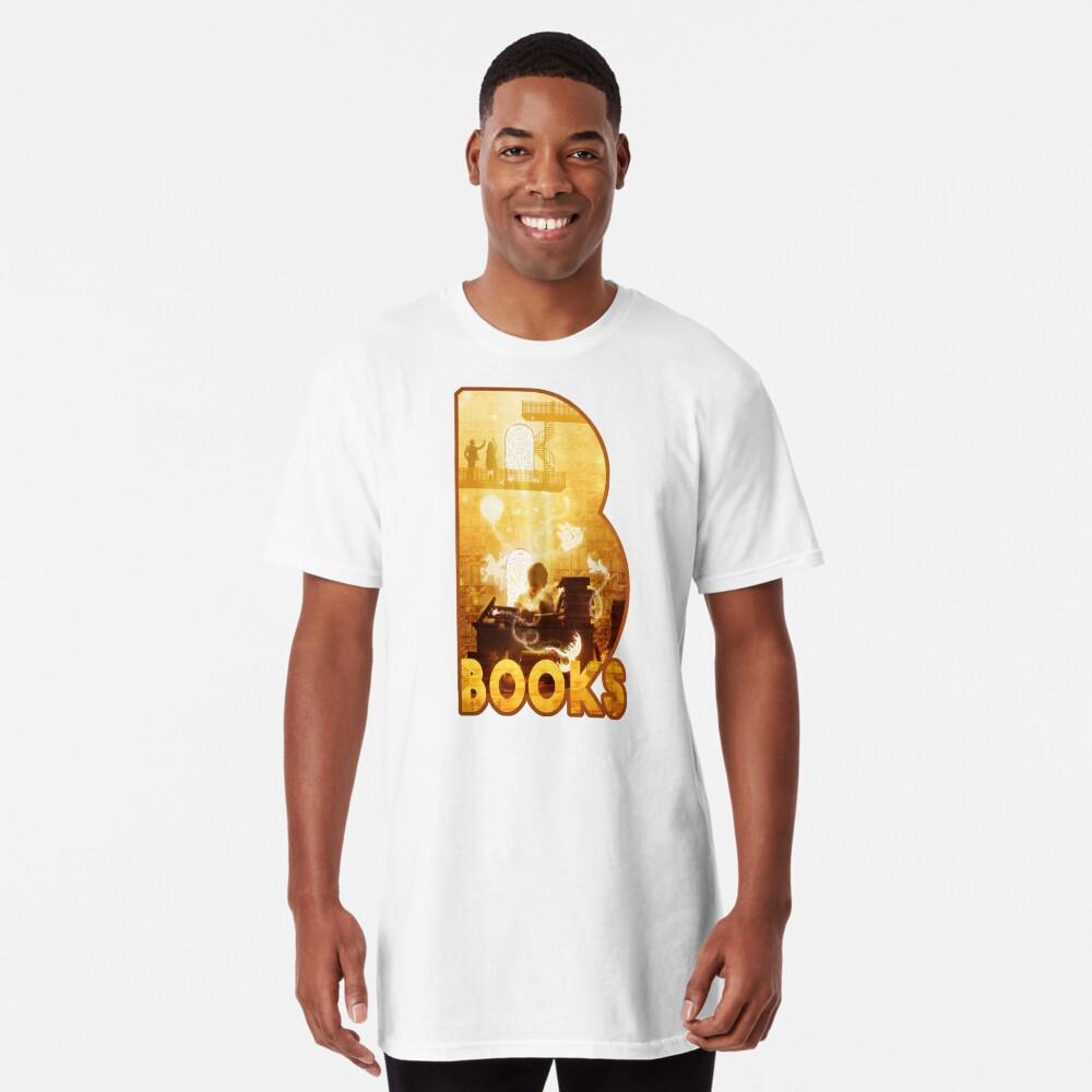 B for Books Long T-Shirt