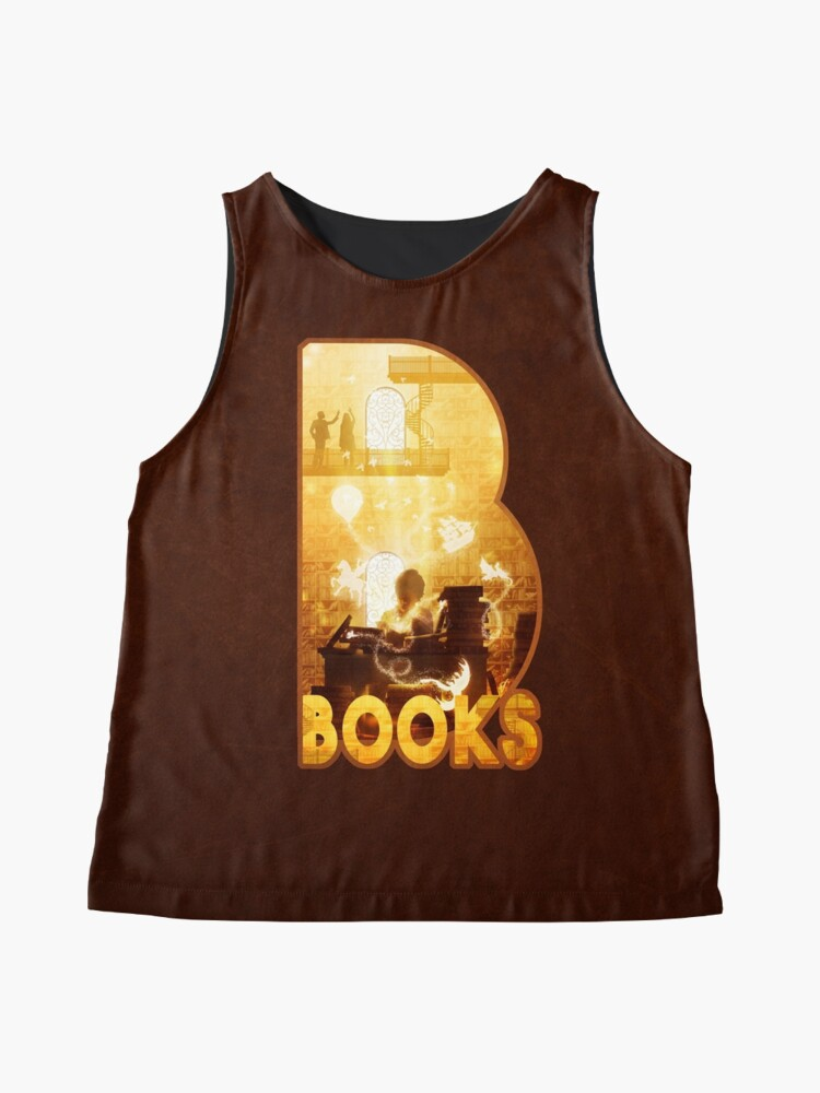 Alternate view of B for Books Sleeveless Top