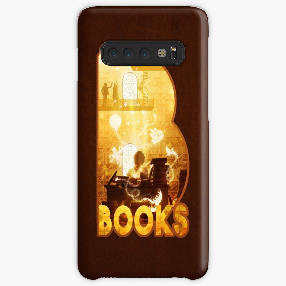 B for Books Cases & Skins for Samsung Galaxy