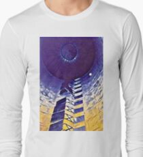 Psychedelic Silo Long Sleeve T-Shirt