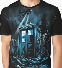 The Doctor's Judgement Graphic T-Shirt