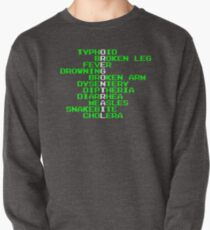 Oregon Trail - Ways to Die in the West Pullover