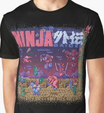 Gaiden Ninja Graphic T-Shirt