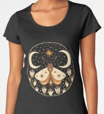 Between two moons Women's Premium T-Shirt