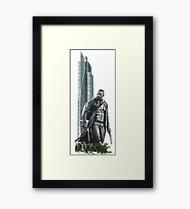 The Dark Tower Movie Framed Print