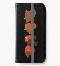 Go!Robins! - Robins on the Go! iPhone Wallet