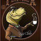 Tea-Rex by BroseBrosPro