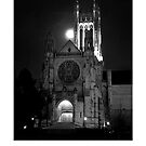 St. John's Cathedral by Megan Owens