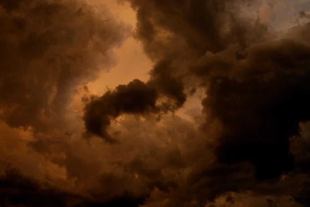 Storm Clouds -  June 3rd by Robert Baker