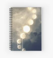 phases Spiral Notebook