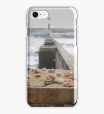 Tranquil Sea Scene iPhone Case/Skin